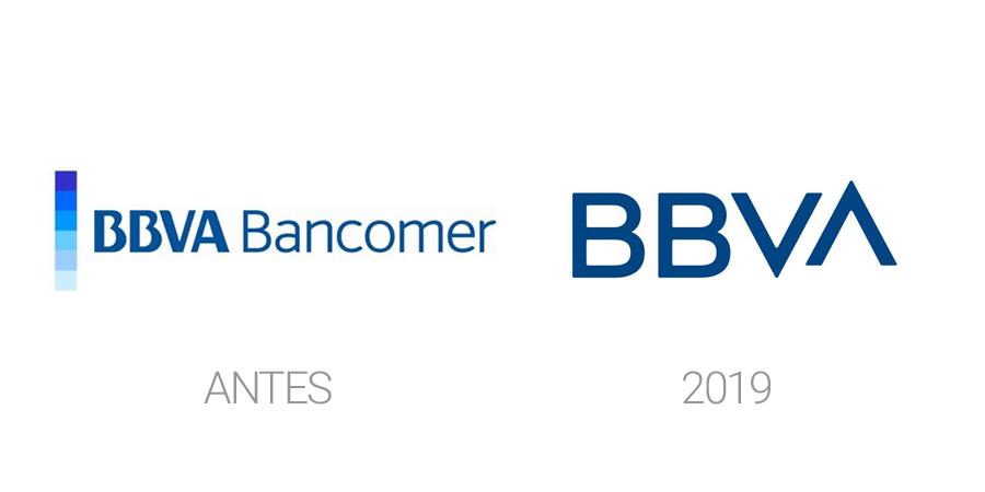 Rediseños de logos en 2019 - BBVA