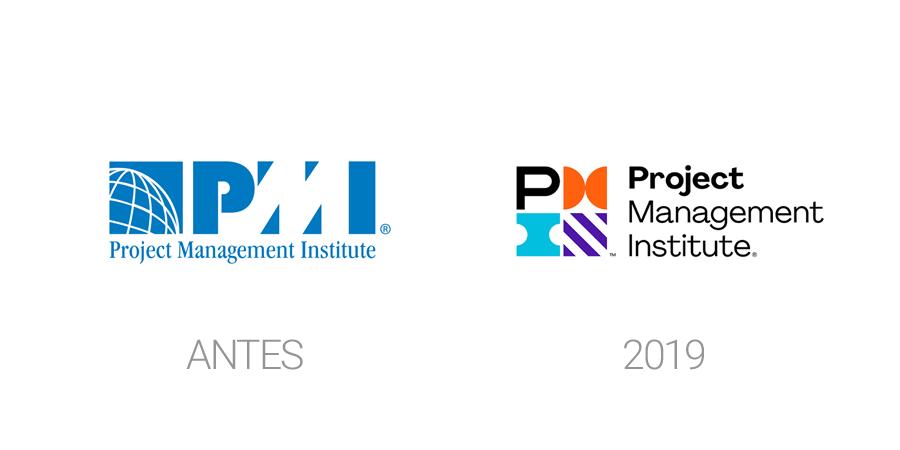 Rediseños de logos en 2019 - PMI
