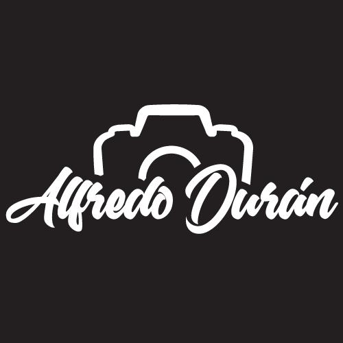 Logo Alfredo Durán Fotografía