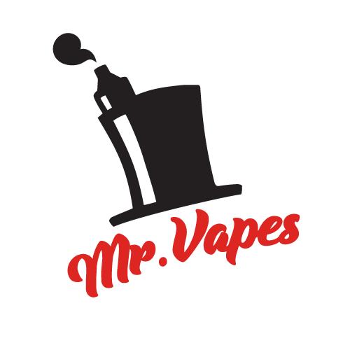 Diseño de logos - Mr. Vapes