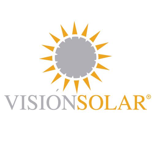 Diseño de logos - Visión Solar