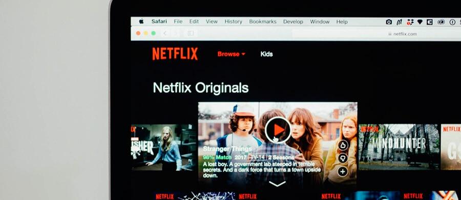 Netflix continúa en ascenso año con año