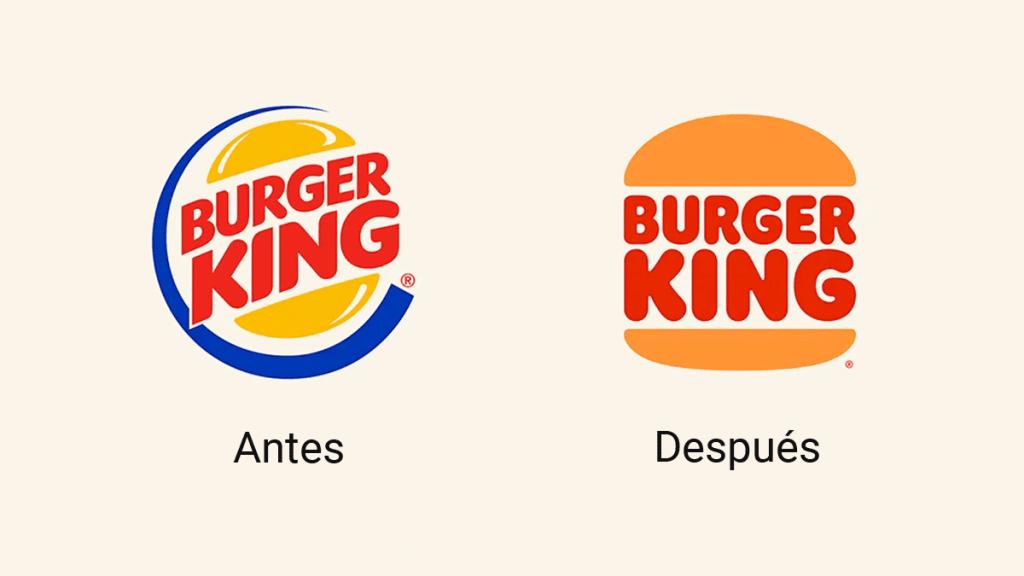 Conoce el nuevo logo de Burger King