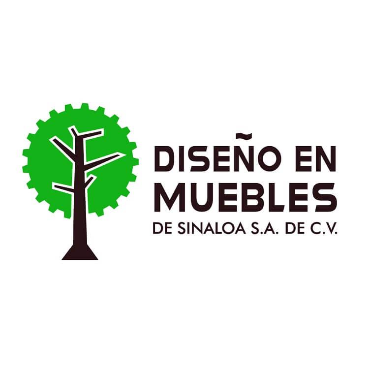 Logo Diseño en Muebles de Sinaloa
