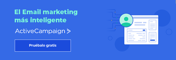 ActiveCampaign - El Email marketing más inteligente
