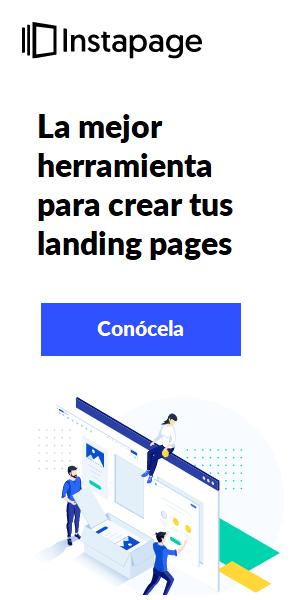 Instapage - La mejor herramienta para diseñar landing pages