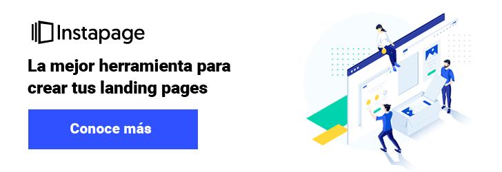 Instapage - La mejor herramienta para crear tus landing pages