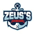Logo Zeus's Boat Repair